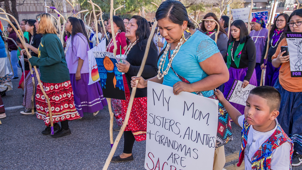 5 Ways You Can Show Up In Solidarity With Indigenous People