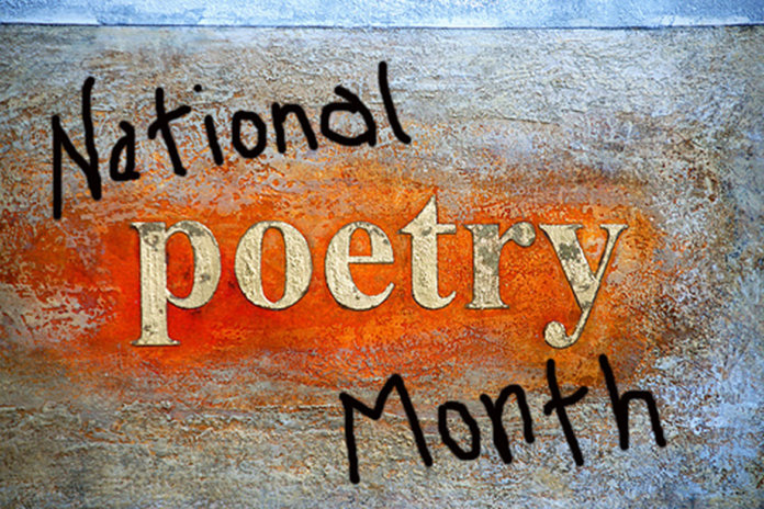 Racial Justice and National Poetry Month